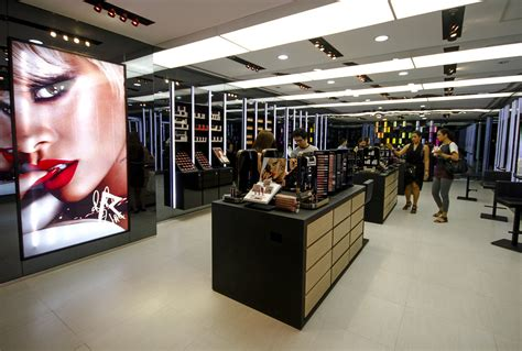 Make Up Shop mac cosmetics now in megamall