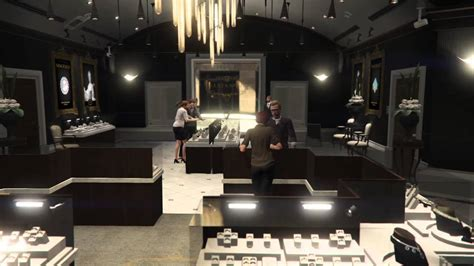 grand theft auto v the jewelry store job youtube