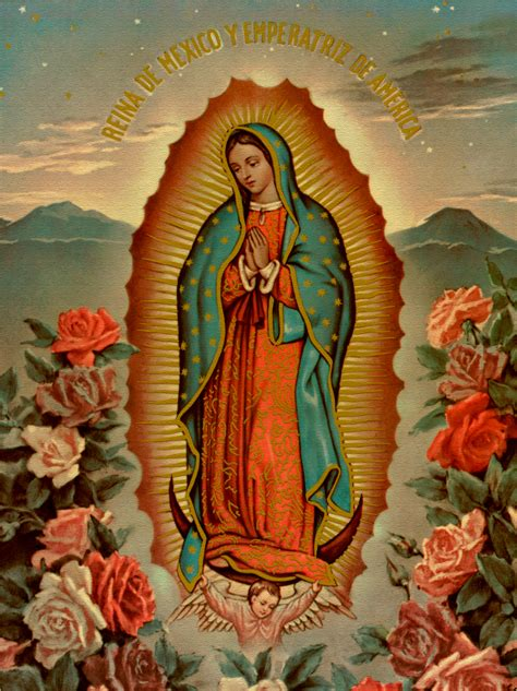 Free Kitchen Embroidery Designs by Feast Of Our Lady Of Guadalupe With Little Gallery