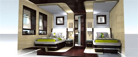 Modern Yacht Interior Design Ideas 154 226 Heesen Project Yn 15747 Imaginative Design For A Luxury Yacht Yacht Charter News And