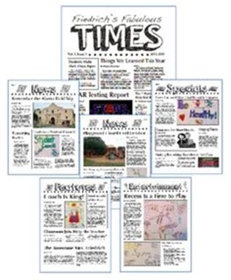 newspaper layout lesson plan 1000 images about class newspaper ideas on pinterest