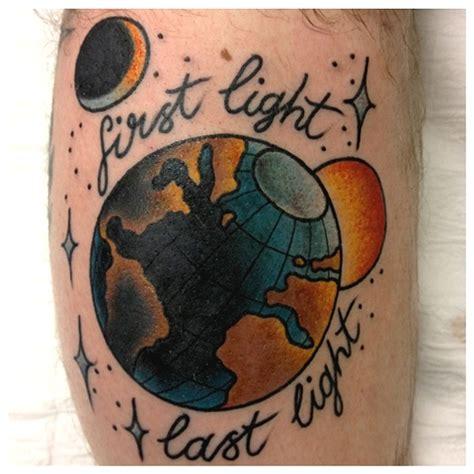 tattoo ideas earth planet earth tattoo ideas