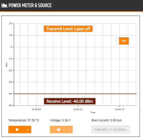 power meter light source test flexbox power meter light source feature