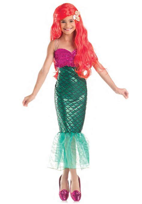 mermaid costume sweet mermaid child costume