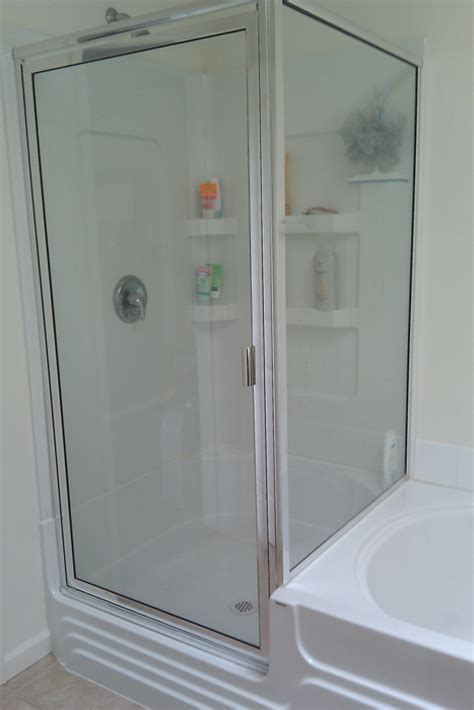 swinging shower door glass swinging shower doors in portland or esp supply