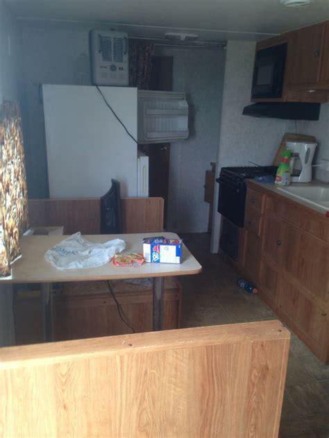 remodeling  fema trailer   dear lease     homey fema  trailer