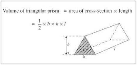 triangular one length with triangular volume emily s math 221 page