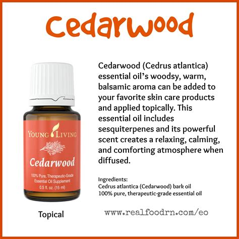 cedarwood essential add a drop to your skincare