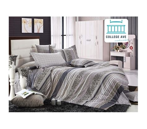 xl twin comforter sets for college lafoil twin xl comforter set college ave designer series
