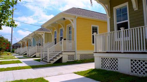 katrina cottages sale a neighborhood of katrina cottages in new orleans la via