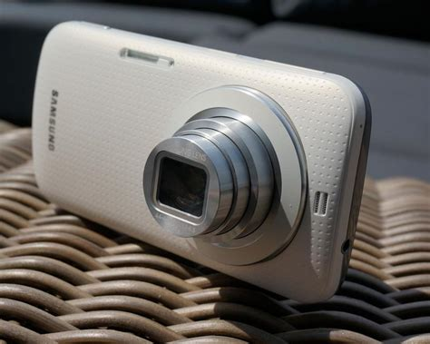 android zoom samsung galaxy k zoom review pc advisor
