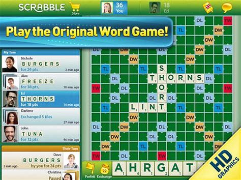 scrabble app without ads eight amazing board you can play on your tablet