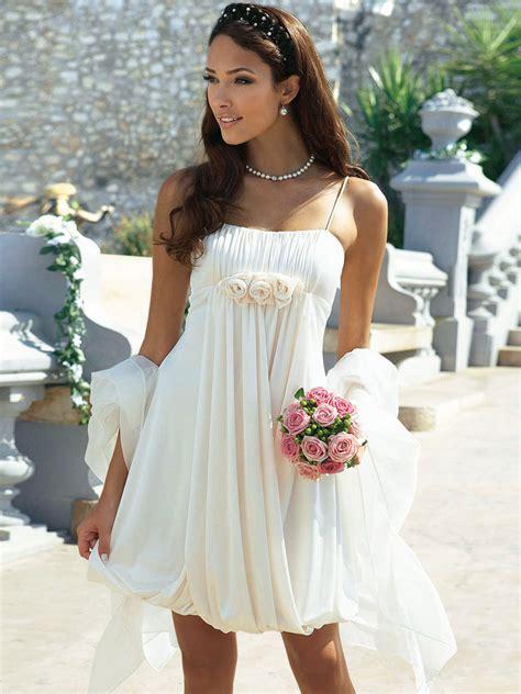 Sexy Beach Wedding Dresses   Dresscab