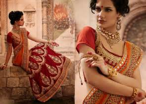 Wedding Festival 2017 by Indian Designer Bridal Lehenga Choli And Saree At