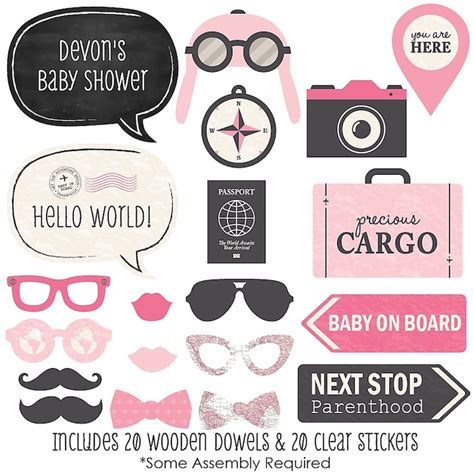 Baby Shower Photo Booth Ideas by Baby Shower For Large Groups Last Minute Ideas