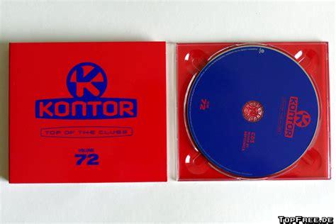 kontor top of the clubs kontor top of the clubs volume 72 cd album rezension