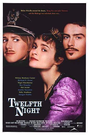 bittersweet lyrical and deeply emotional twelfth night has long been thought of as perhaps