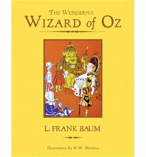 the wonderful wizard of oz l frank baum 9781631060410