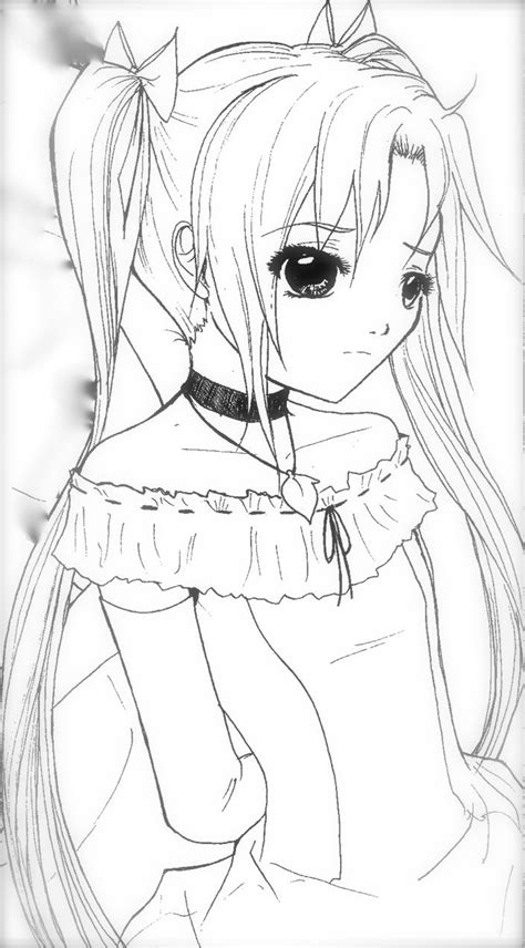 anime coloring page anime colouring pages www sd ram us pinterest