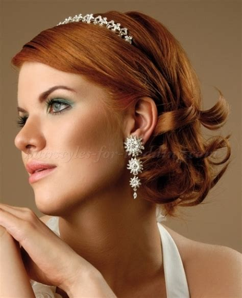 Shoulder Length Hairstyles For Weddings by Shoulder Length Wedding Hairstyles Medium Length Bridal
