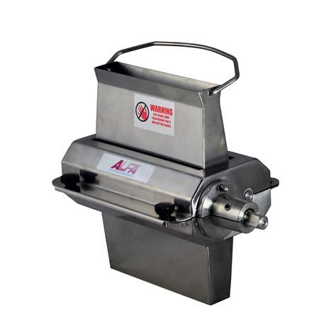 ALFA TN 12 Meat Tenderizer Attachment For #12 Hub   ALFA International