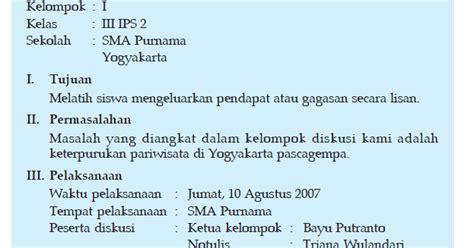 Contoh Surat Notula Tapat by Soal Bahasa Indonesia Sebutkan Contoh Ungkapan Penolakan