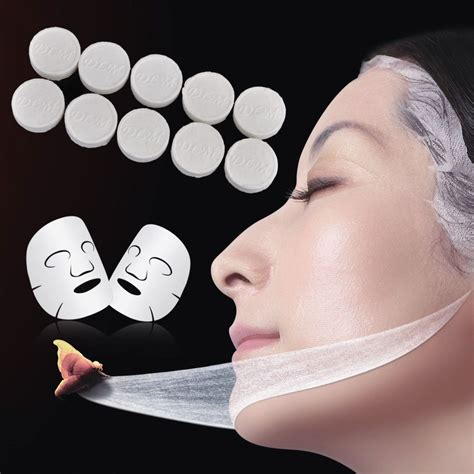 Diy Compressed Sheet Mask by 10pcs Compressed Cotton Mask Sheet Diy