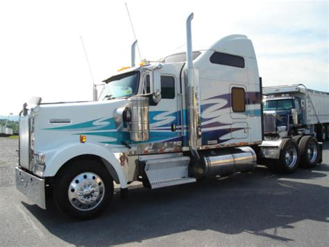 W900 Studio Sleeper by Kenworth W900l For Sale Find Used Kenworth W900l Trucks