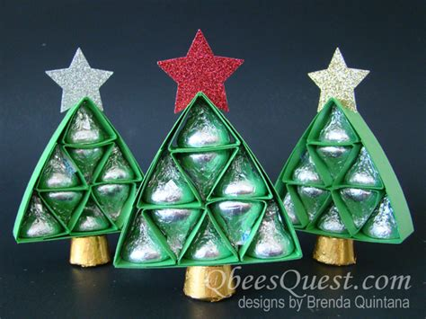 hershey kisses christmas crafts qbee s quest hershey s tree simplified