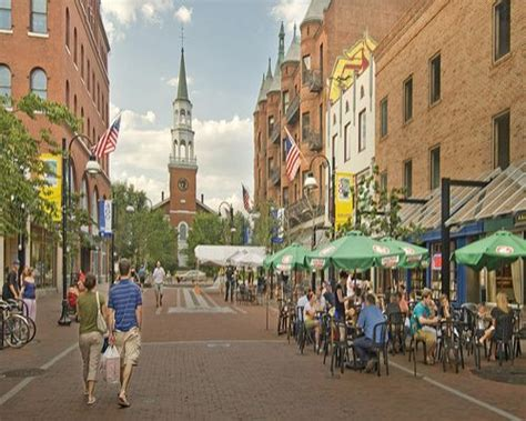 top 10 tourist attractions in burlington vermont destinations cities in america