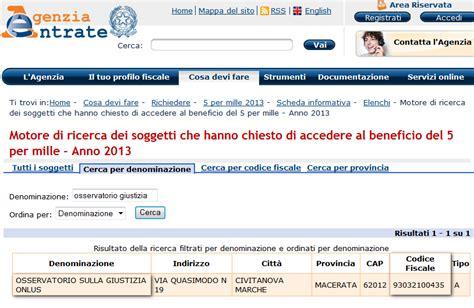 banco posta on line impresa osservatorio giustizia unica onlus con estratto conto on