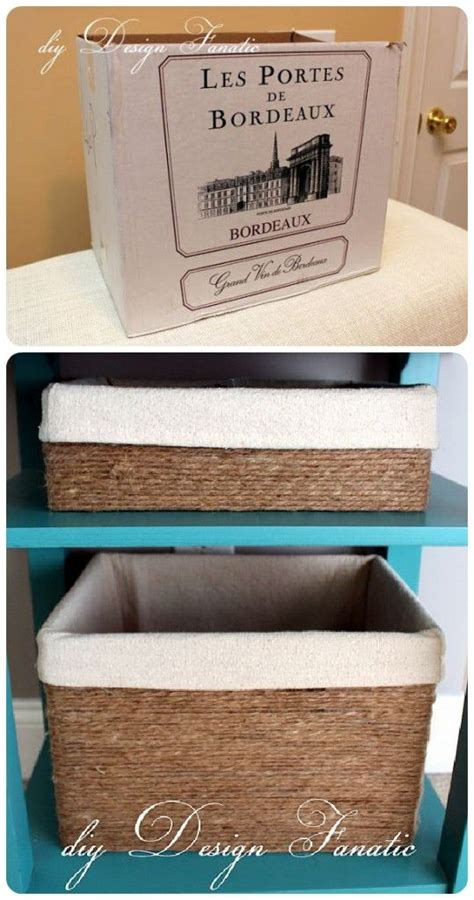 how to make decorative cardboard boxes 25 best ideas about cardboard box storage on pinterest