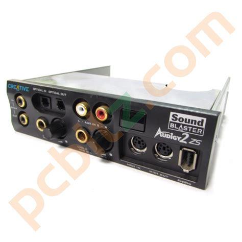 Front Panel 2 creative sound blaster audigy 2 zs front panel sb0250 ebay