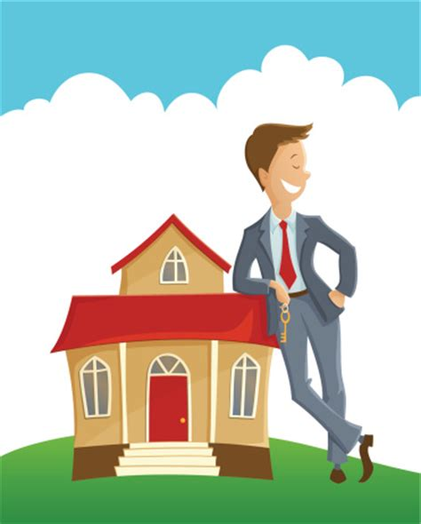 buying a house with code violations owner and his house vector art thinkstock