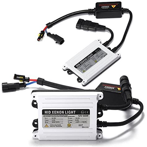 Advance Auto Parts Gift Card - zento deals 2 pieces of universal fit ac digital bi xenon hid ballast replacement kit