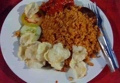 cara membuat nasi uduk aceh resep masakan khas daerah resep cara membuat nasi goreng aceh