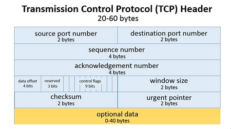 tcp checker tcp headers and udp headers explained