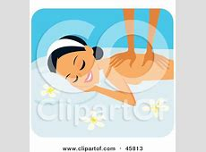 Royalty-Free (RF) Clip Art Illustration of a Cartoon ... Free Clip Art For Massage Therapy