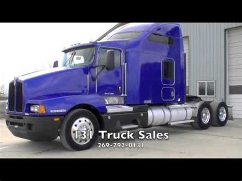 Kenworth T600 Studio Sleeper For Sale by Image Gallery Kenworth T600 Sleeper