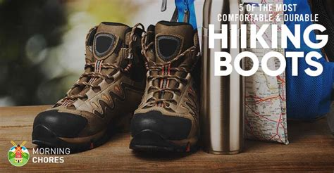 most comfortable hiking shoes for men 5 best hiking boots reviews for men women most durable