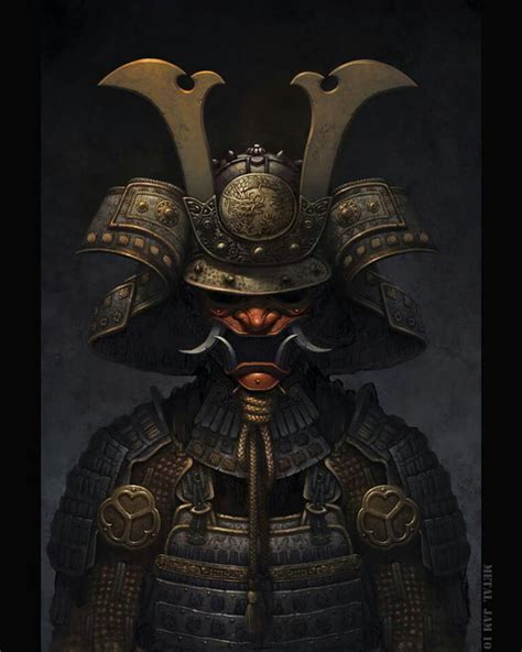samurai demon armor evil samurai warrior drawings www imgkid com the image