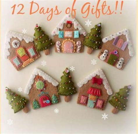 arboles de navidad de fieltro figuras navide 241 as de fieltro para decorar arbol de navidad