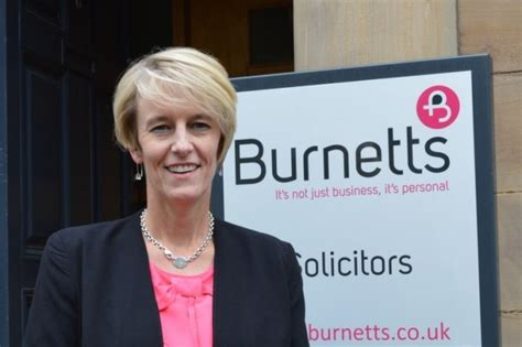Practice Make By Julie burnetts practice services manager celebrates 30 years service burnetts solicitors