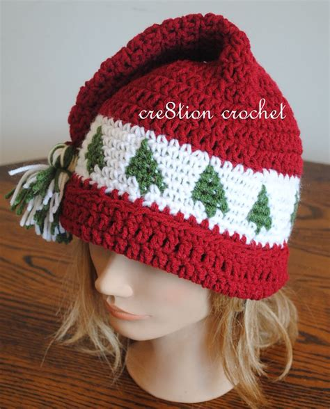 paper christmas tree hat pattern 149 best crochet child hat patterns images on pinterest