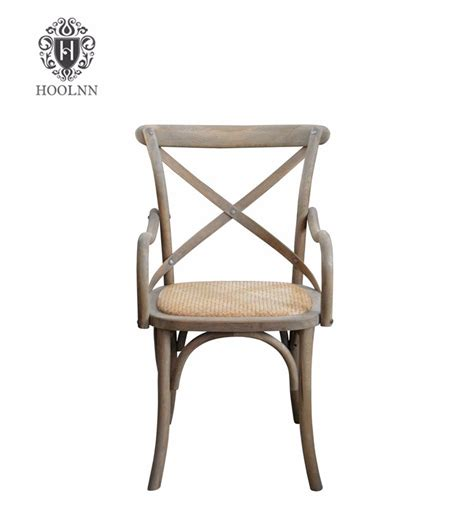 Cross Back Bistro Chair Cross Back Dining Chair Ed 022 View Bistro Dining Chair Hoolnn Product Details From Ningbo