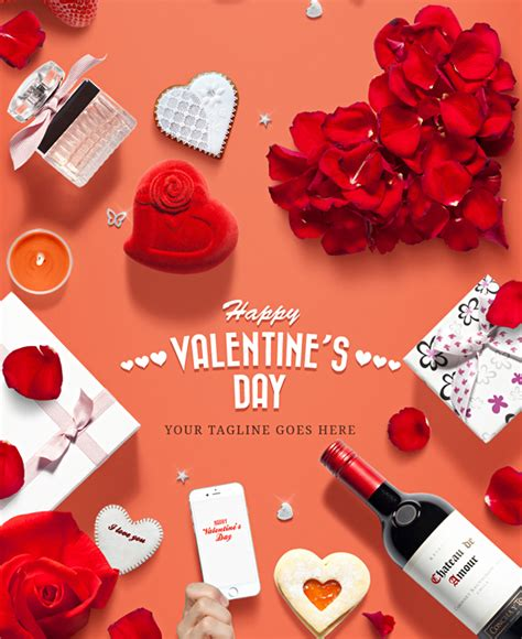 valentines properties customizable s day card templates and designs