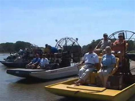 airboat nebraska platte river airboat tour youtube