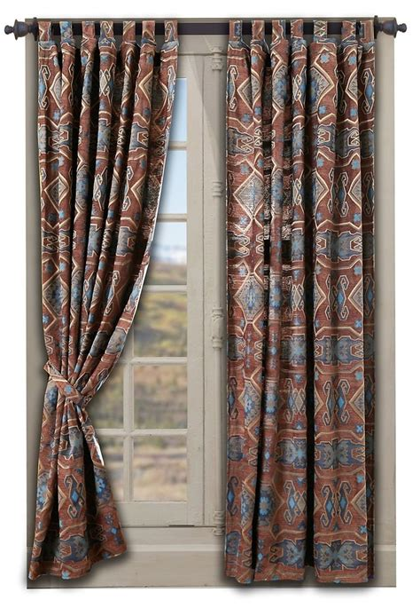 southwestern window curtains 25 best ideas about southwestern curtains on pinterest