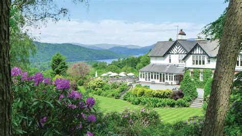 houses with in suites linthwaite house luxury hotel lake district cond 233 nast johansens