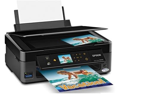 Printer Scanner epson rolls out nx430 small in one printer scanner and